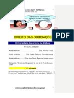 DIREITO DAS OBRIGAÇÕES2