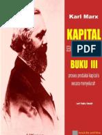 Kapital Buku 3 - Proses Produksi Kapitalis Secara Menyeluruh