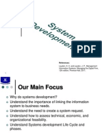 Systems Devt