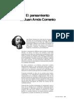 El Pensamiento de Juan Amos Comenio