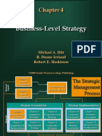 61244039 Business Level Strategy