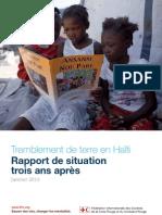 1232500 IFRC Haiti 3 Years Report FR