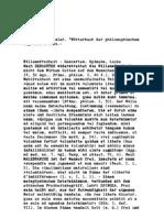 """Willensfreiheit - Descartes, Spinoza, Locke  Rudolf Eisler, """"Wörterbuch der philosophischen Begriffe"""", 1904.-"""