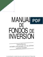 Manual Fondos de Inversion