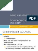 Aclasta Drug Presentation