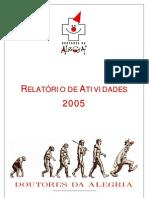 Drs Alegria Balanco 2005
