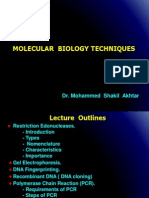 Techniques in Molecular Biology (COMPLETE)