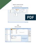 Base de Datos Access