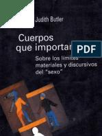 Judith Butler - Cuerpos que importan.pdf