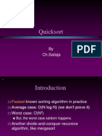 quicksort ppt