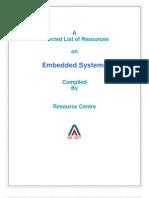 Embedded System Jan11