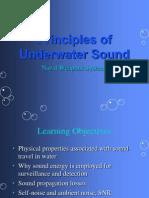 Lesson 10 - Underwater Sound