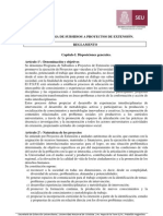 Reglamento Programa Subsidios