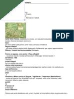 Fornovo-Emilia-romagna - La Battaglia Di F. Ultima Occasione Perduta Di Unificazione Spintanea e Di Nascita Di Un Sentimento Nazionale Per Gli Italiani