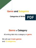 genre-lesson