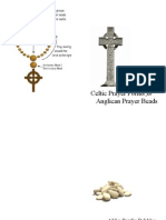 Celtic Anglican Prayer Beads Booklet