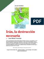 Irán, la destrucción necesaria por Jean-Michel Vernochet.docx