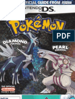 Pokemon Diamond-Pearl Strategy Guide