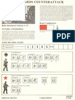 Squad Leader Scenario Cards (English) - Version 4