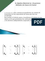Aplic Matricial Ecs Lineales