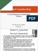 Servant Leadership III
