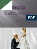 Nunta la romani AdaTiboi