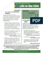 LGBTQ International Student Fact Sheet
