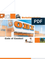 OBI Verhaltenskodex