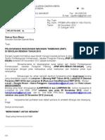 Surat 10 RMT Tahun 2013 JPNP
