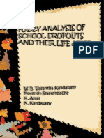 Fuzzy Analysis of School Dropouts and Their Life After
