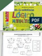 Actividades lógico-matem. II Preescolar.pdf