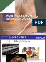 Industria de Sabores y Quimicos Aromaticos