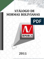 Catalogo 2011 Normas Nb