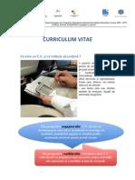 Curriculum Vitae Modele[1]