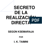 Taimni_SecretoRealizacionDirecta