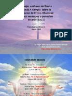 Imitación de Cristo 1