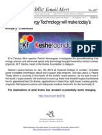407 - Keshe's free energy Technology will make today's Military 'Useless'