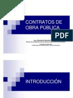 Contratos de Obra Publica