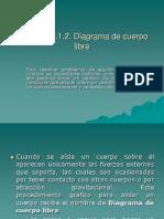 Diagrames de Cuerpo Libre