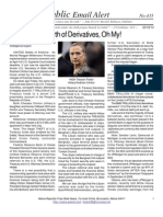 433 - $660 Trillion Worth of Derivatives, Oh My!