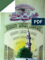 Shafaat e Mustafa by Allama Muhammad Abdul Hakeem Sharaf Qadri