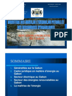 Presentation Du Gabon 1107