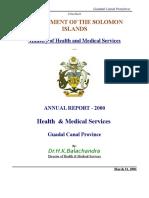 Annual Report GP4