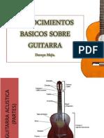 Conocimientos Basicos Sobre Guitarra