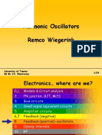 EL19 - Harmonic Oscillators (RW)