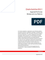 Autovue Supported File Formats 065285