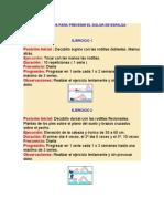 Ejercicios Para Prevenir El Dolor de Espalda1