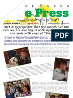 Upper Bucks Free Press • April 2013