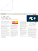 Sour Gas Processing