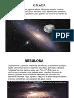 apresentação de aula astronomia